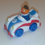 1982 Henson Sesame street Bert in car Die-cast model